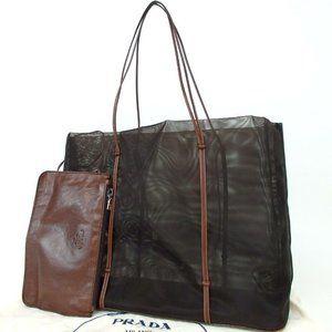 Prada Tote Bag***